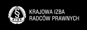 Logo_KIRP_wersja_pozioma_biala_na_czarnym_tle