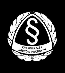Logo_KIRP_wersja_specjalna_tekst_w_sygnecie_biala_na_czarnym_tle